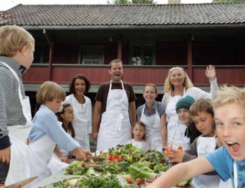 Geitmyra matkultursenter for barn