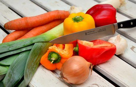 Ferske grønnsaker illustrasjon